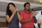 454rima kallingal and aashiq abu  at anchu sundarikal movie audio launch photos 100 0