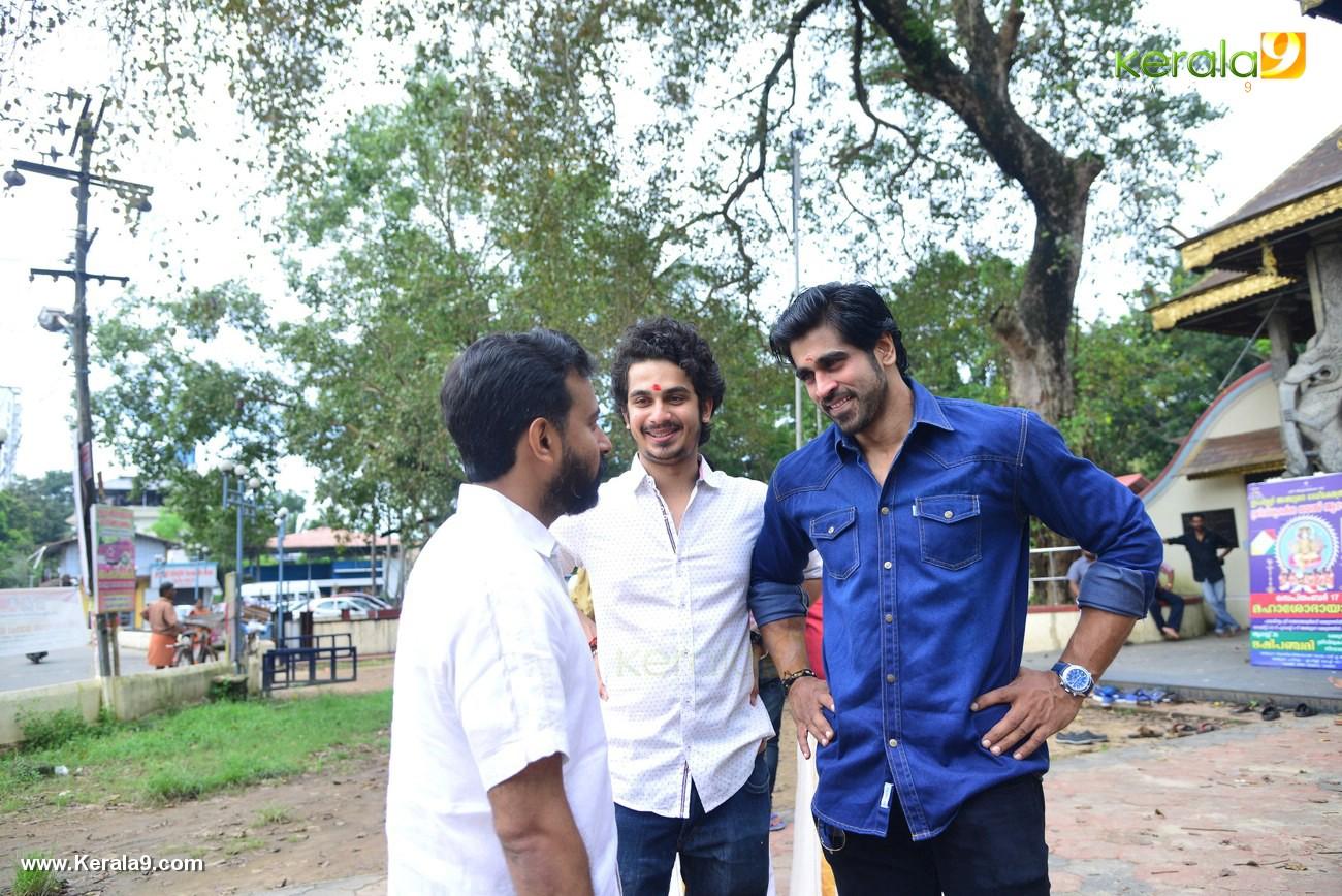 ankarajyathe jimmanmar movie pooja pics 222