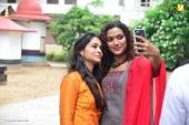 vinitha koshy at ankarajyathe jimmanmar malayalam movie pooja pictures 331 004