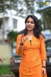 vinitha koshy at ankarajyathe jimmanmar malayalam movie pooja pictures 331 008