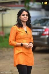 vinitha koshy at ankarajyathe jimmanmar malayalam movie pooja pictures 331 010