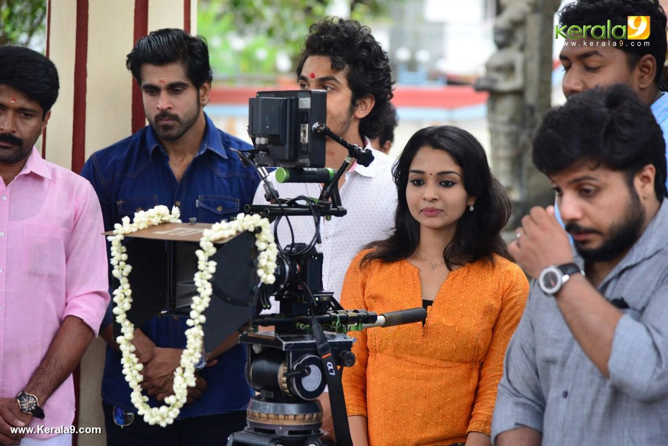 vinitha koshy at ankarajyathe jimmanmar malayalam movie pooja pictures 331 001