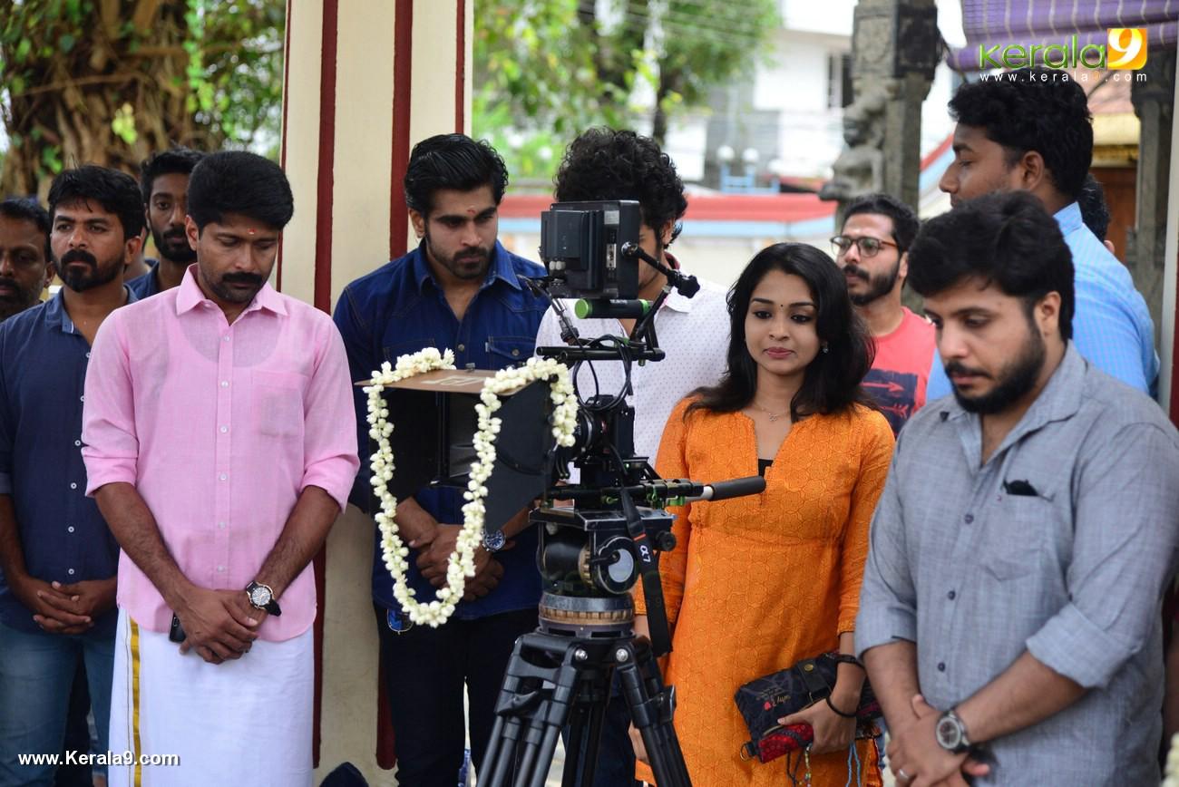 vinitha koshy at ankarajyathe jimmanmar malayalam movie pooja pictures 33
