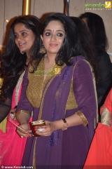 kavya madhavan at ann augustine reception photos