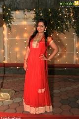 sarayu mohan at ann augustine wedding reception photos 005