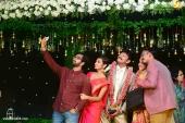 anuraga karikkinvellam fame naji wedding stills 663 007