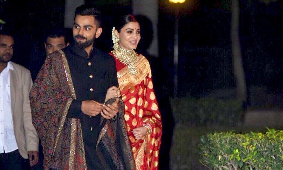 anushka sharma virat kohli wedding reception photos 003