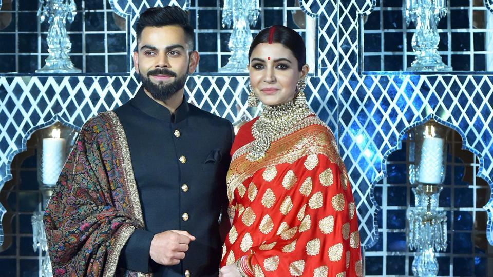 anushka sharma virat kohli wedding reception photos 014