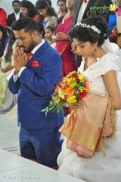 comedian abish mathew archana kavi wedding photos 010