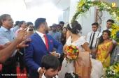 comedian abish mathew archana kavi wedding photos 012