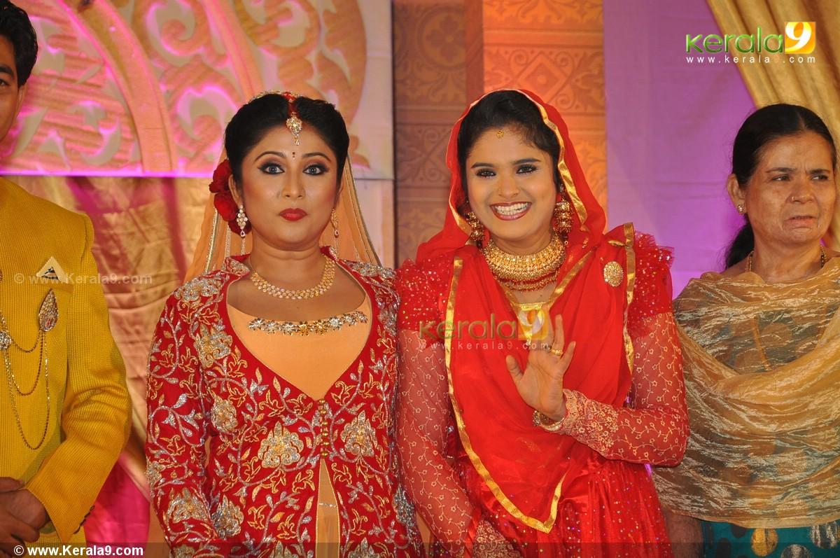 099 serial actress archana suseelan marriage reception