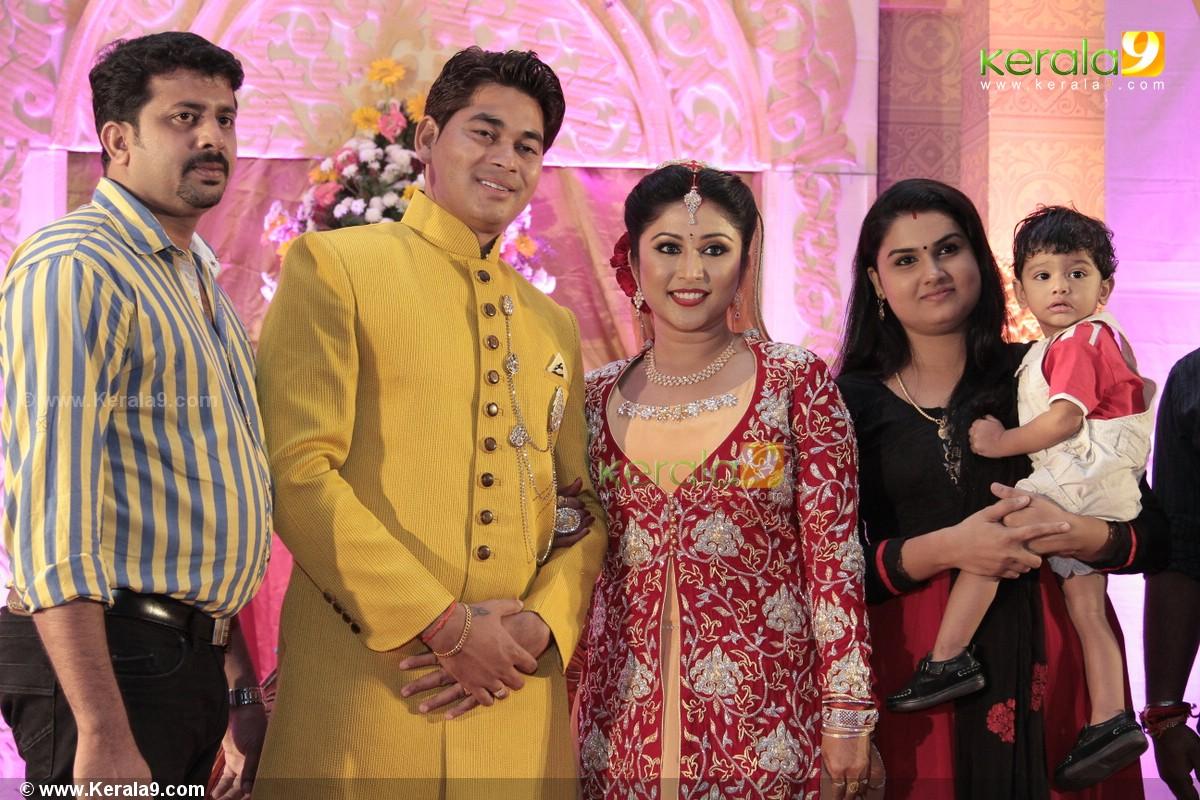 109 serial actress archana suseelan marriage reception