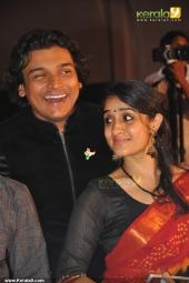 205 rahul easwar deepa at archana suseelan wedding reception photos 003