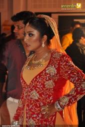 210 actress archana suseelan wedding reception photos 215