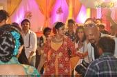 214 actress archana suseelan wedding reception photos 220