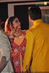 218 actress archana suseelan wedding reception photos 224
