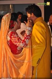 223 actress archana suseelan wedding reception photos 229
