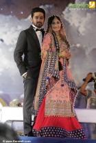 5431malayalam actor asif ali marriage reception photos 058 0