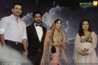 8666prithviraj at actor asif ali marriage reception pics 44 0