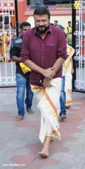 jayaram at attukal bhagavathy temple festival 2017 photos 102 010