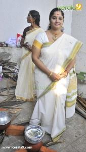 tv actress at attukal pongala 2016 photos 0039 005