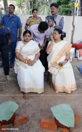 celebrities at attukal pongala 2019 photos 11