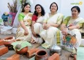 serial actress at attukal pongala 2019 photos 8