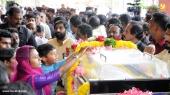 musician balabhaskar funeral photos 11