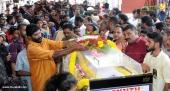 balabhaskar funeral photos 11