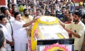 balabhaskar funeral photos 13