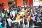 balabhaskar funeral photos 1