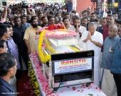balabhaskar funeral photos 4