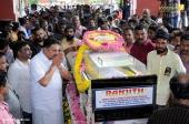 balabhaskar funeral photos 6