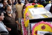 balabhaskar funeral photos 7