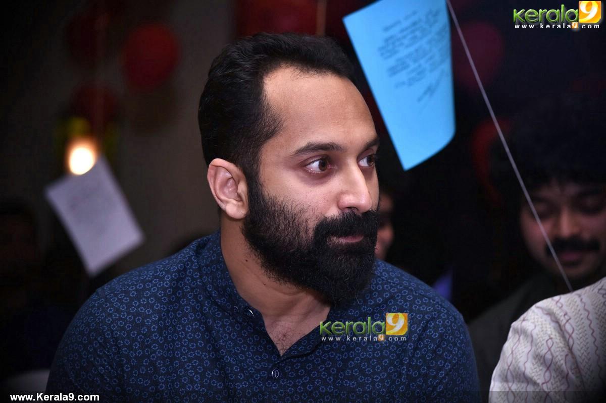 fahadh faasil at basheerinte premalekhanam malayalam movie launch stills 410 002