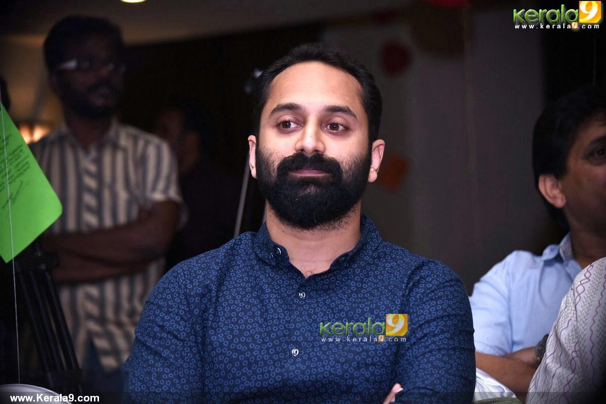 fahadh faasil at basheerinte premalekhanam malayalam movie launch stills 410 005