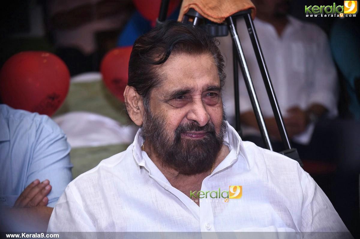 madhu at basheerinte premalekhanam movie pooja photos 51