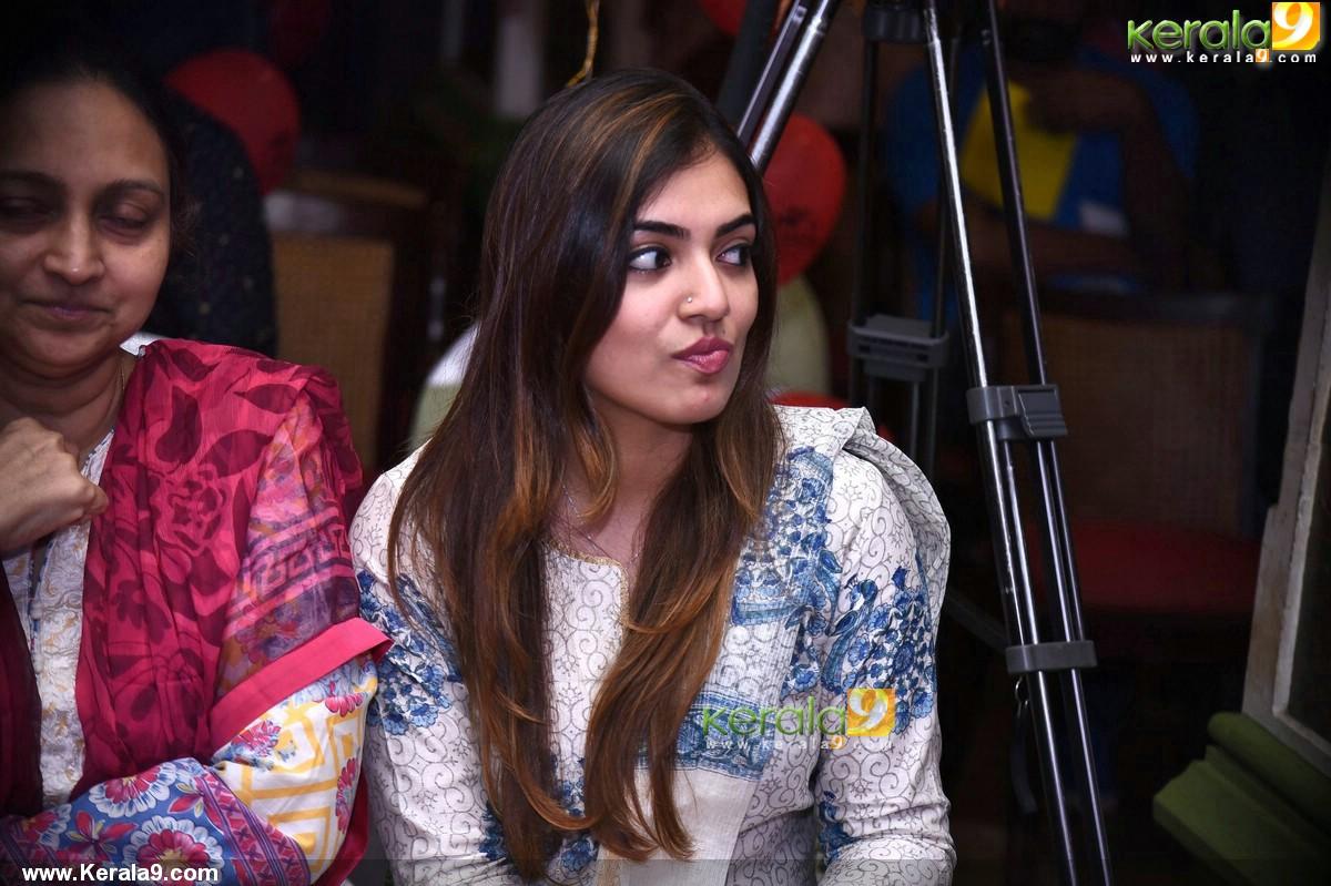 nazriya nazim basheerinte premalekhanam movie pooja photos 120 001