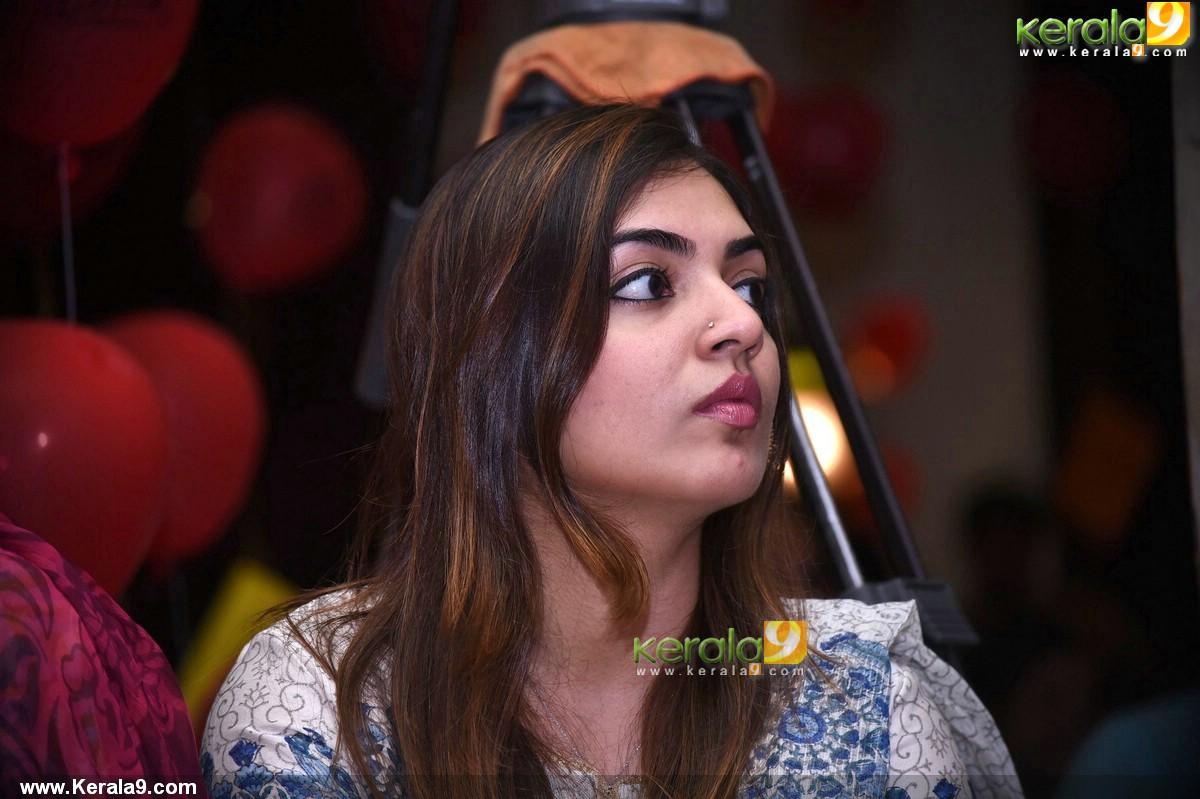 nazriya nazim basheerinte premalekhanam movie pooja photos 120 002