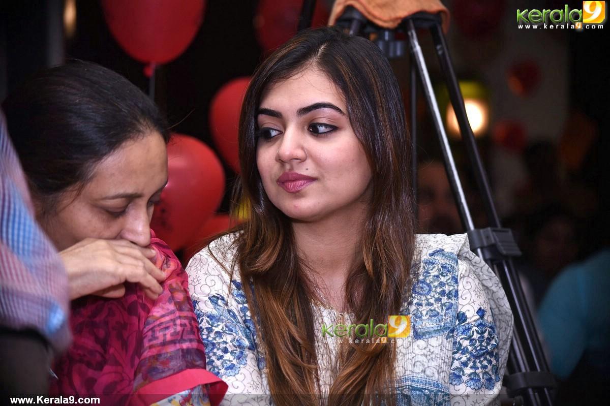 nazriya nazim basheerinte premalekhanam movie pooja photos 120 00