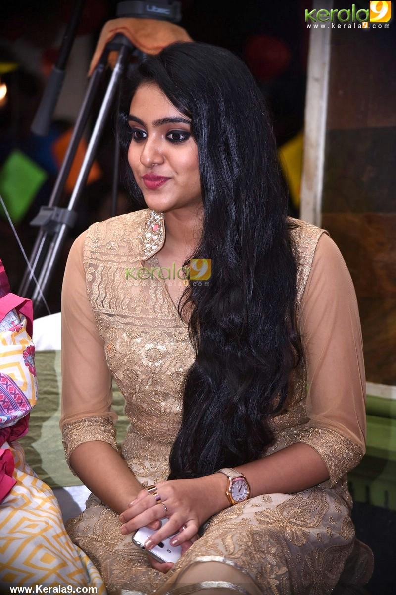 sana althaf at basheerinte premalekhanam movie launch pics 290 002