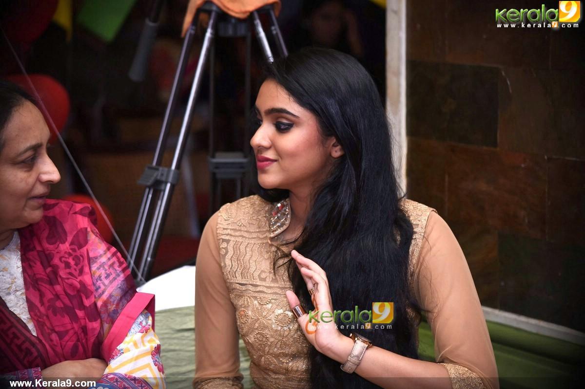 sana althaf at basheerinte premalekhanam movie launch pics 290 004
