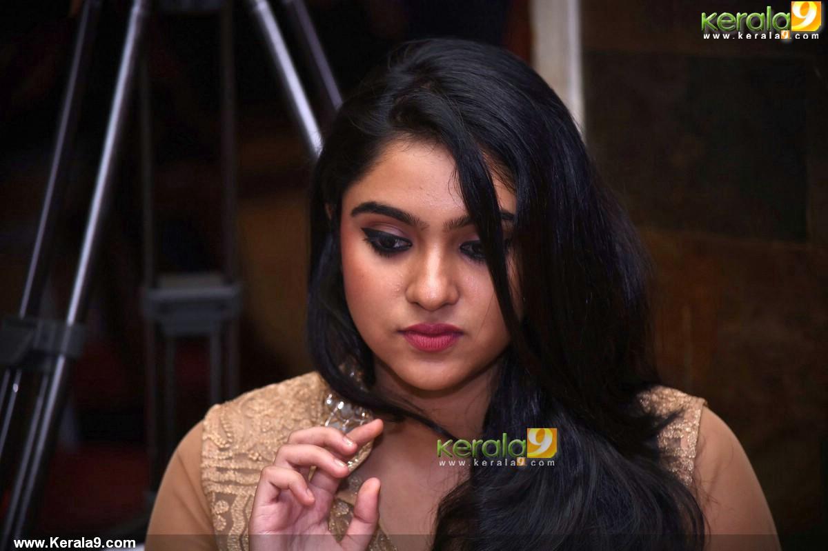 sana althaf at basheerinte premalekhanam movie pooja pictures 380 004