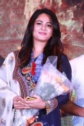 anushka shetty at bhaagamathie audio launch photos  001
