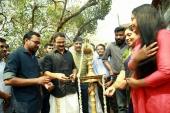 captain malayalam movie pooja anu sithara photos 14