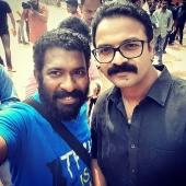 jayasurya at captain malayalam movie pooja photos 110 001