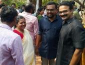 jayasurya at captain malayalam movie pooja photos 110 002