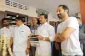 fahad fazil at carbon malayalam movie pooja photos 101 00