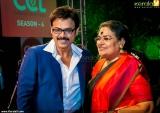 celebrity cricket league 4 launch pictures