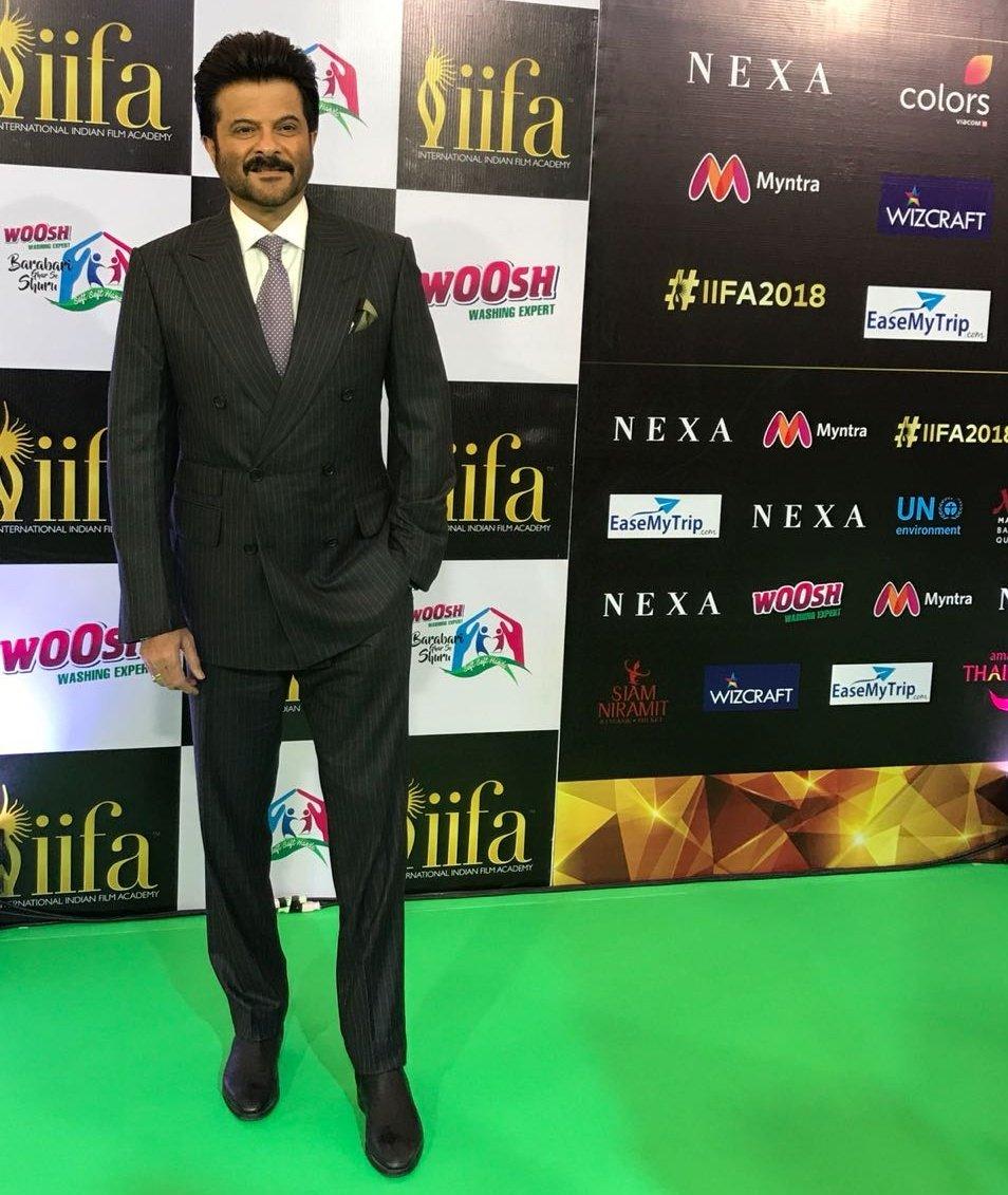 anil kapoor at iifa award 2018 photos 10